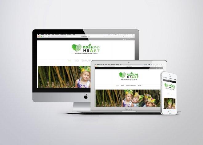 Nature Heart website
